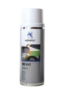 Normfest MB RAL 9147 arktikweiss Lackspray Inhalt 400ml Spraydose