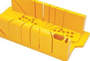 Stanley Gehrungslade PVC 300mm+Saege 1-20-600