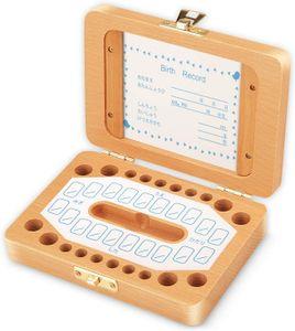 Milchzähne Box,Zahnbox Zahndose Milchzahndose,Zahndöschen für Kinder,milchzahn box,100% handgefertigt mit Holz