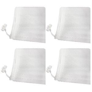 4 Stück Große Wäschenetze bis 3KG Wäsche 61x91cm Wäschenetz für die Waschmaschine sowie zur Aufbewahrung, Wäschesack Wäschetasche Set Waschbeutel für empfindliches