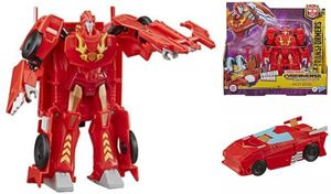 Transformers transformator Cyberverse Ultra Hot boys 22,9 cm rot
