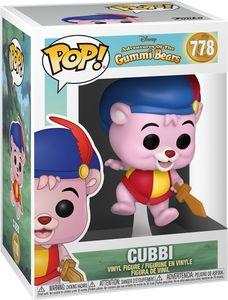Disney Adventures of Gummi Bears Gummibärenbande - Cubbi 778 - Funko Pop! - Vinyl Figur