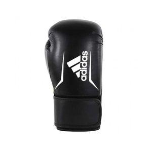 adidas Erwachsene Boxhandschuhe Unisex Handschuhe Speed 100  schwarz weiss, Größe:8