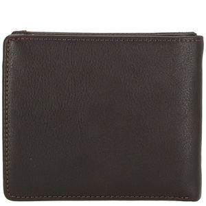 PICARD Brooklyn Long Bifold Wallet Black