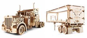 """Ugears Lastwagen """"Heavy Boy"""" + Anhänger VM-03"""