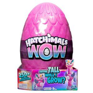 Hatchimals Wow, Inhalt pink oder lila, 58809683