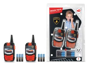 Dickie Toys - Spielfahrzeuge, Walkie Talkie Lamborghini; 201118187