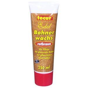 tecur   Edel- Bohnerwachs Rotbraun 250 ml