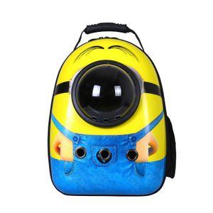 Katzenrucksack PC-Material Wasserdichter und atmungsaktiver Rucksack Reisetasche Haustier Raumkapsel Space