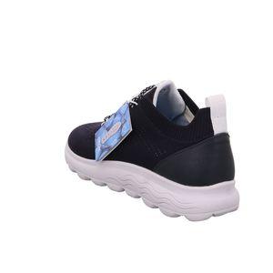 Geox Spherica Damen Sneaker in Blau, Größe 40