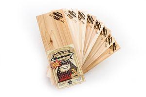 Axtschlag Wood Planks Western Red Cedar - BBQ Party Pack - 300x111x11
