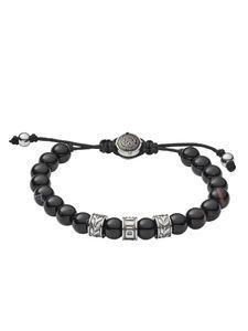 Diesel Herren-Armband Beads aus Edelstahl DX1101040