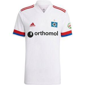 Adidas Hsv H Jsy Whs White/Scarle/Hsvblu L