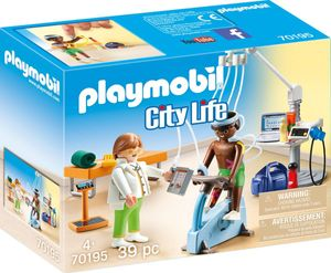 PLAYMOBIL City Life - Physiotherapeutische Praxis (70195)