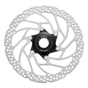 Shimano SM-RT30 Bremsscheibe für Scheibenbremse Centerlock MTB Fahrrad Bremse, Größe:160 mm