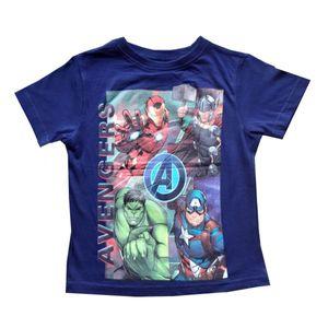 Avengers Jungen Tshirt, blau, Gr. 98-128 Größe - 98