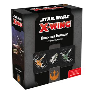 FFGD4156 - Boten der Hoffnung: Star Wars: X-Wing 2.Ed. (Erweiterung, DE-Ausgabe)