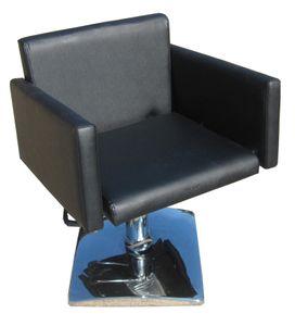 1162 Frisierstuhl Figaro MILANO schwarz