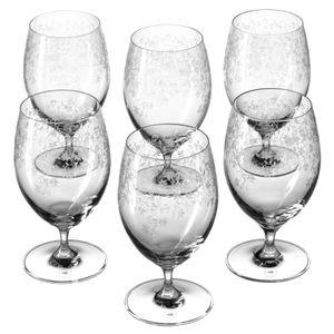 LEONARDO Wasserglas CHATEAU 6er-Set 380 ml, 061620