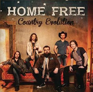 Home Free - Country Evolution -   - (CD / Titel: A-G)