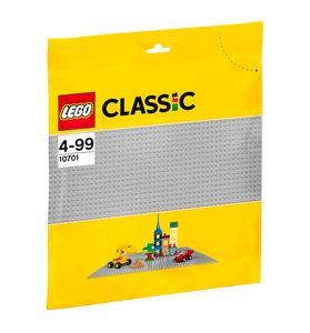 LEGO® Classic Graue Bauplatte, 10701