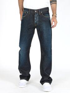 Nudie Regular Boot-Cut Jeans - Regular Alf - Dark Oldie, Größe:W31, Schrittlänge:L34