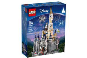 LEGO Exklusiv Set Das Disney Schloss