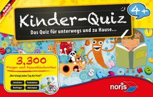 Noris Spiele Kinderquiz für schlaue Kids; 606013595