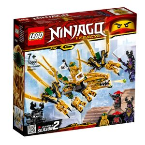 LEGO® NINJAGO Goldener Drache, 70666