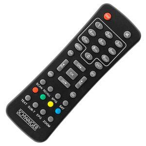 Original Schwaiger Fernbedienung für Sat Receiver DSR 511 Remote Control Neu