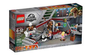 Lego 75932 - Jurassic World - Jagd auf den Velociraptor