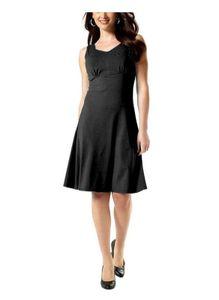 Vivien Caron Kleid, schwarz Kleider Größe: 36