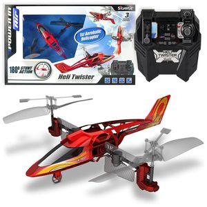 Silverlit Heli Twister | ferngesteuerter 3-Kanal Stunt Helikopter | Infrarot