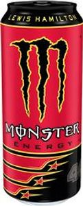 "Monster Energy ""Lewis Hamilton"" 0,5L"