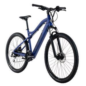 Alu MTB Pedelec 29'' Adore Enforce E-Bike Blau 250 Watt Li-Ion 36V/14 Ah/504 Wh 24 Gänge