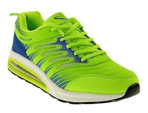 Art 282 Neon  Turnschuhe Schuhe Sneaker Sportschuhe Neu Herren, Schuhgröße:44