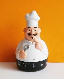 KURZZEITMESSER EI Koch 60 min Eieruhr Küchenuhr Wecker Küchen-Timer Kochuhr 88 (Koch)