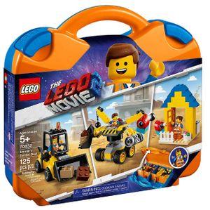LEGO MOVIE 2 Emmets Baukoffer! - 70832, Bausatz, Junge, 5 Jahr(e), Kunststoff, 125 Stück(e), 769 g