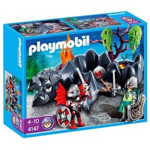 PLAYMOBIL® 4147 - KompaktSet Drachenfels