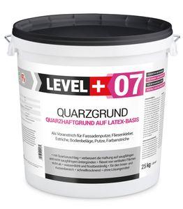 25 Kg Quarzgrund Putzhaftgrund Grundierung weiß Tiefengrund RM07