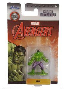 Jada Toys 253221000 - Hulk Sammelfigur 4,5cm