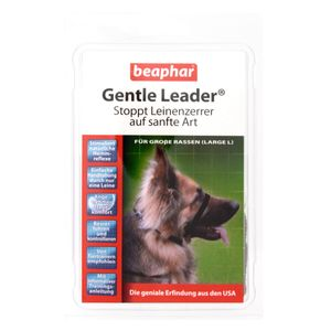 Beaphar - Gentle Leader® Größe: L - schwarz