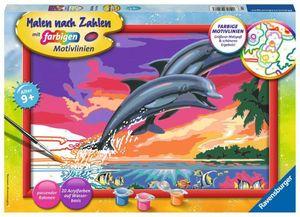 Welt der Delfine Ravensburger 28907