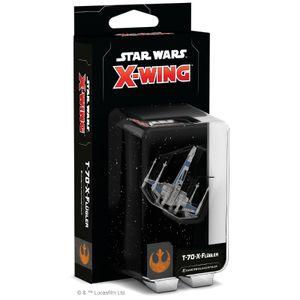 Fantasy Flight Games Star Wars: X-Wing 2 Edition T-70-X-Flügler, X-Wing Second Edition, Kinder & Erwachsene, 30 min, 45 min, 14 Jahr(e), Deutsch