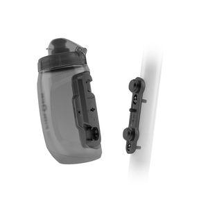 Fidlock Trinkflasche & Halterung Twist Bottle 450 ml, Schwarz