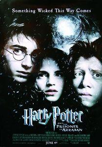 Harry Potter und der Gefangene von Azkaban Poster + Geschenkverpackung. Verschenkfertig!