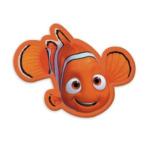 """Findet Dorie / Findet Nemo - Form Deko Kissen """"Nemo"""""""