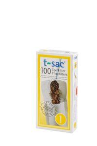 t-sac 100-Teefilter Größe 1 - Tassenfilter