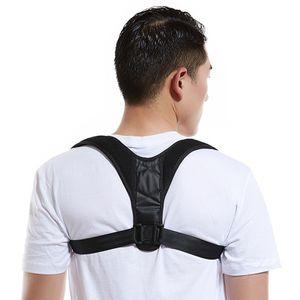 Geradehalter Rückenhalter Rückenbandage Haltungstrainer Rückenstabilisator Wirbelsäulenkorrektur Unisex