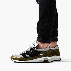 New Balance 'Tan and Black' Herren Sneaker Grün, Größenauswahl:44.5